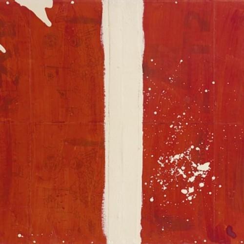 דוד וקשטיין, חבושים, 2013 (מתוך סדרה של 12), טכניקה מעורבת על עץ לבוד, 100X65 Bandaged, 2013 (from a series of 12), mixed media on plywood, 65X100