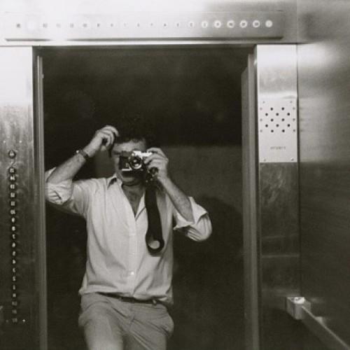 דוד פרלוב, תצלום שחור-לבן, שנות ה-70
