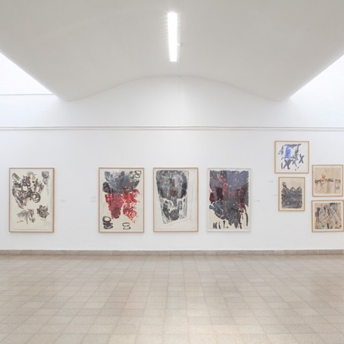 מבחר אמנות ישראלית מאוסף גבי ועמי בראון