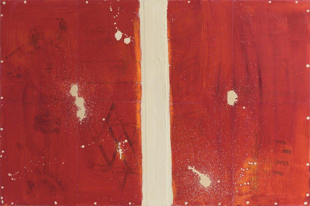 דוד וקשטיין ציור 1975 2014