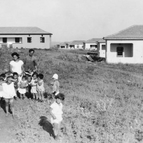 אולם המשחקים בגן הילדים בעין חרוד, 1933, באדיבות הארכיון הציוני