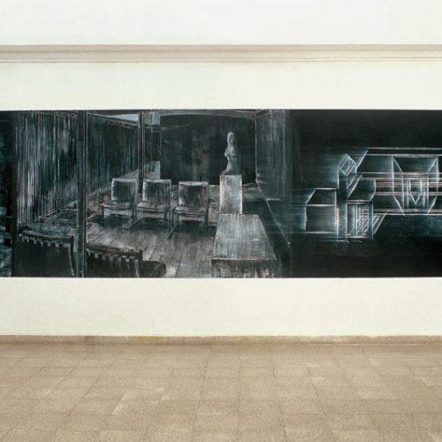תמר גטר: בניין החברה האסייתית 2003