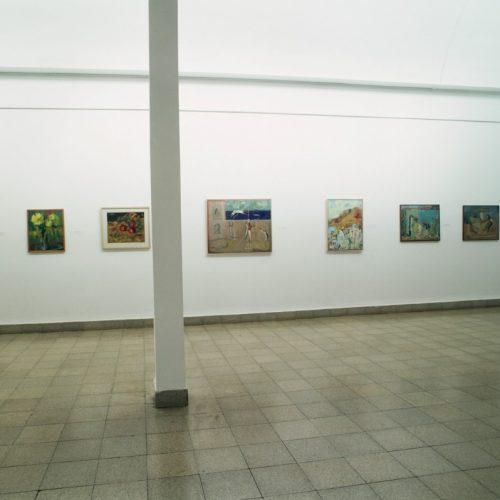 עבודות מאוסף מוזיאון נחום גוטמן