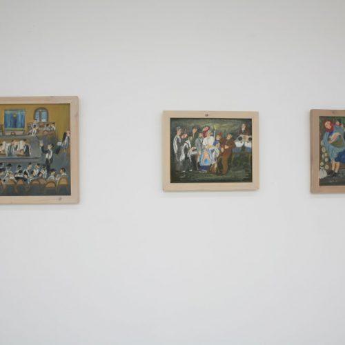 משה שינדלר: תמונות זיכרון
