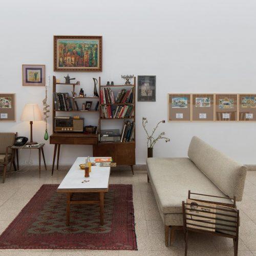 שוקה גלוטמן: המון שנים טובות – חדר זיכרון | עד 31.10.17
