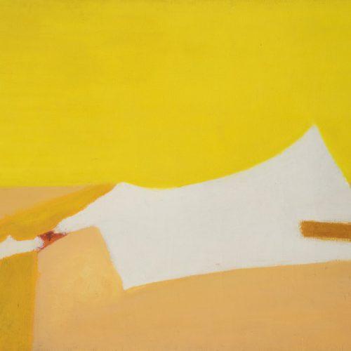 מיכאל גרוס אווז שחוט 1959 אוסף ג'ני וחנניא ברנדס (2)