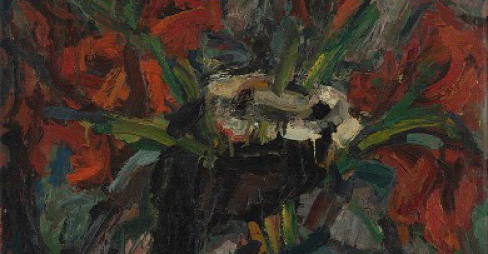 חיים אתר סייפנים ע סרט שחור 1948 אוסף המשכן לאמנות עין חרוד